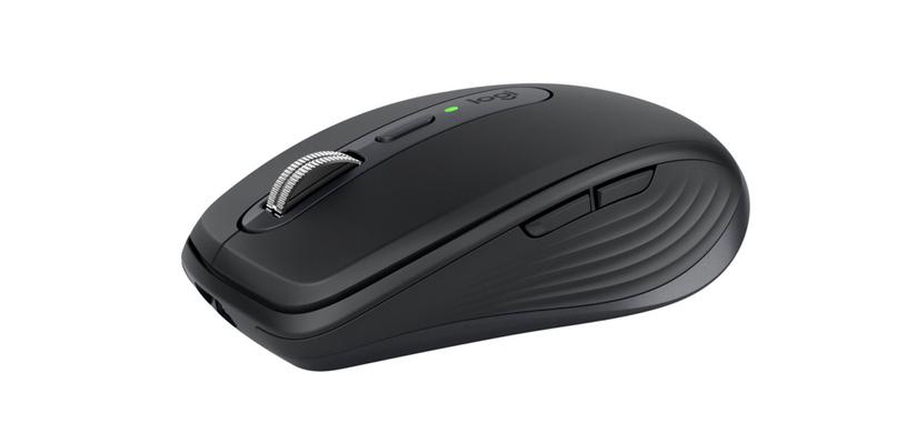 Logitech presenta el ratón Bluetooth MX Anywhere 3