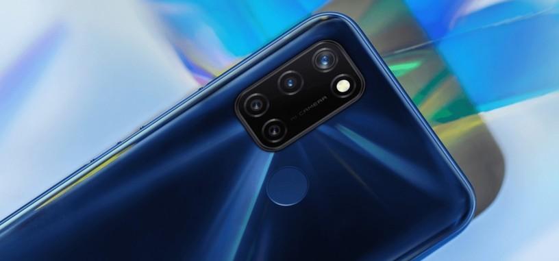 Realme anuncia el C17, con Snapdragon 460 y pantalla de 90 Hz