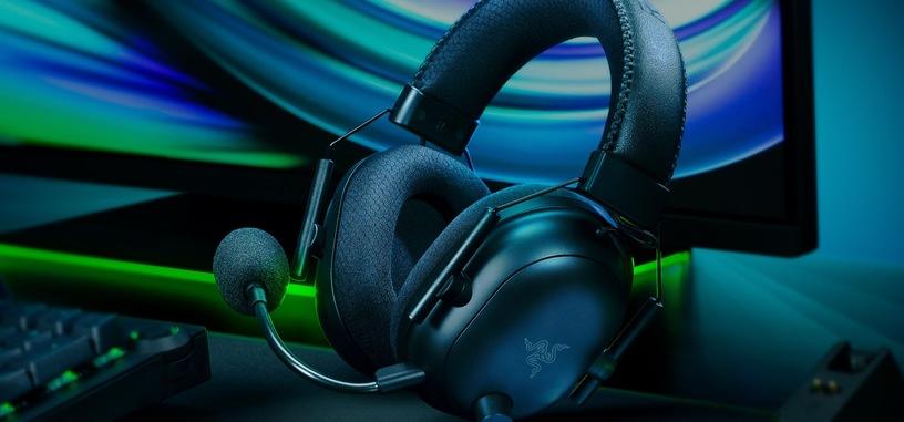 Razer anuncia los BlackShark v2 Pro, auriculares con HyperSpeed y sonido THX