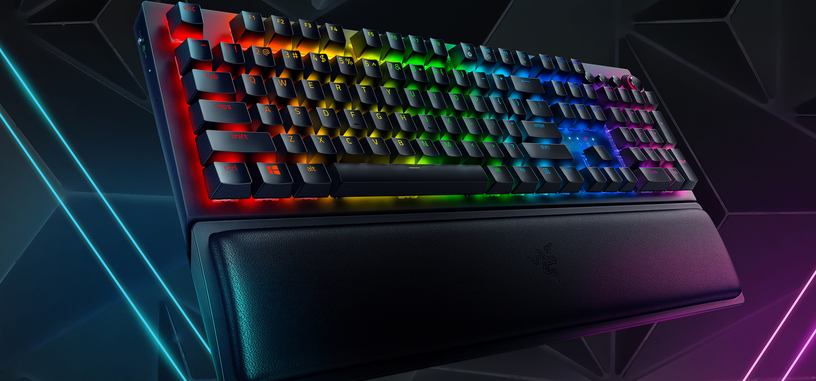 Razer anuncia el BlackWidow v3 Pro, teclado mecánico Bluetooth