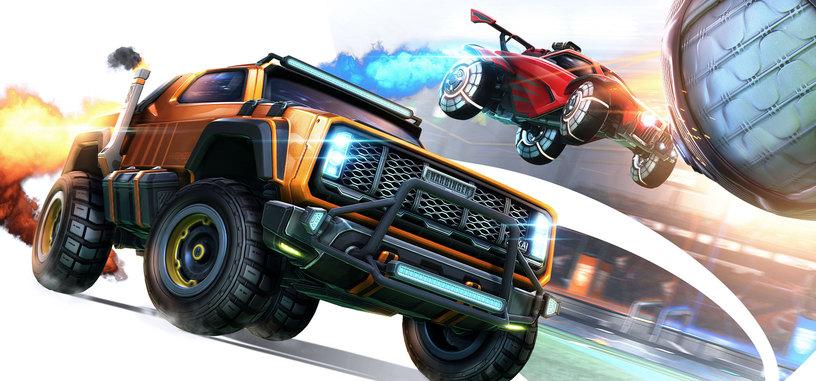 'Rocket League' comienza su primera temporada con el juego gratis para todos en la Epic Store