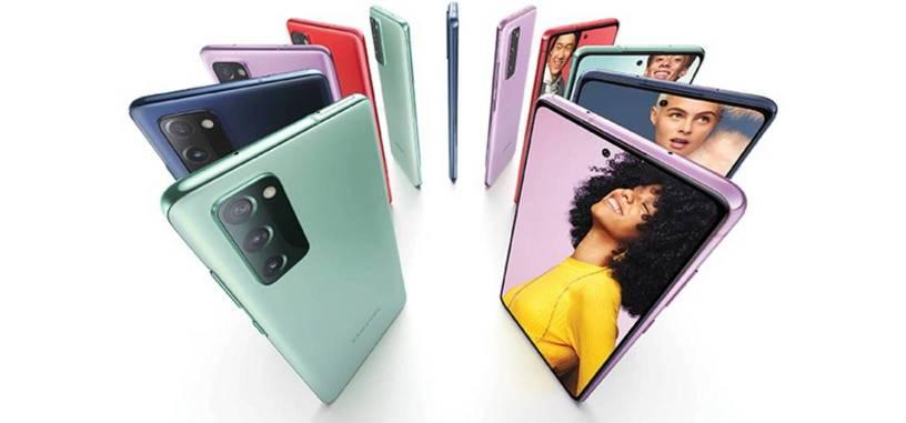 Samsung anuncia el Galaxy S20 Fan Edition