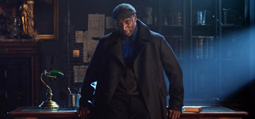 Omar Sy prepara un robo de guante blanco en 'Lupin'
