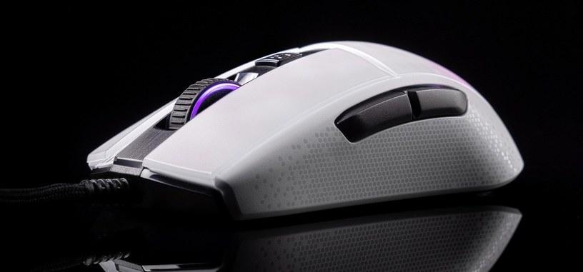 ROCCAT presenta el ratón Burst Pro, interruptores ópticos y un peso de 68 g