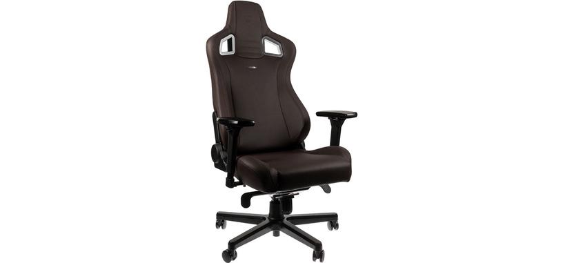 Noblechairs anuncia la versión Java de sus sillas mejorando la calidad y comodidad