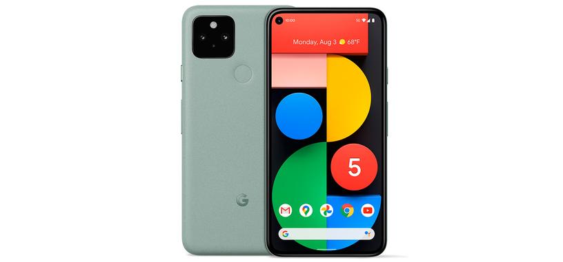 Google presenta el Pixel 5: gama alta por precio, gama media por características