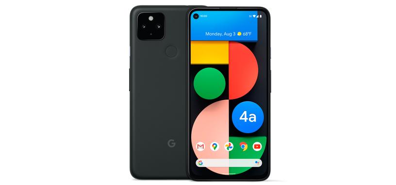 Google anuncia el Pixel 4a 5G