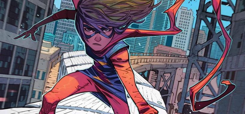 Disney ya tiene a su Kamala Khan para la serie de 'Ms. Marvel'