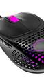 Cooler Master presenta el ligerísimo ratón MM720 de solo 49 g con interruptores ópticos