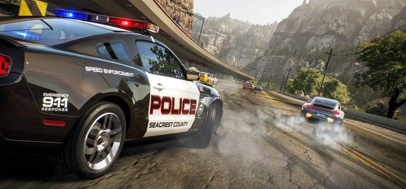 En noviembre, vuelve a correr delante de la policía en 'Need for Speed: Hot Pursuit Remastered'