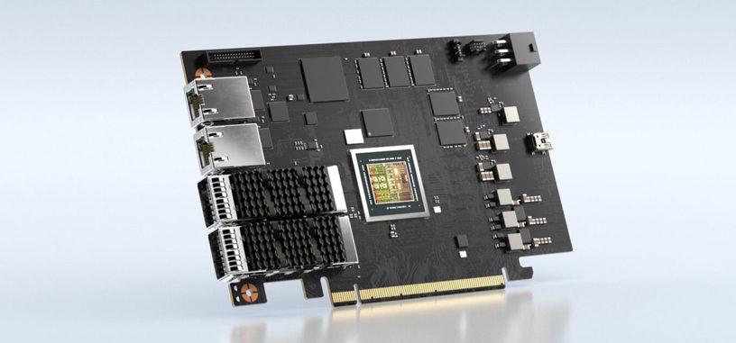NVIDIA potencia sus DPU con las BlueField 2 y 2X, mezcla ARM y una GPU Ampere