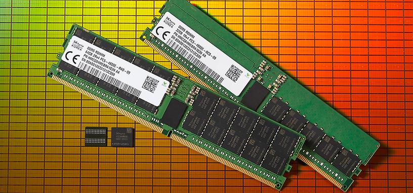 SK Hynix anuncia la disponibilidad de su memoria DDR5