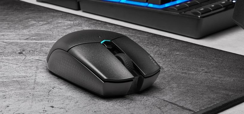 Corsair anuncia una versión inalámbrica y otra ultraligera del ratón Katar Pro