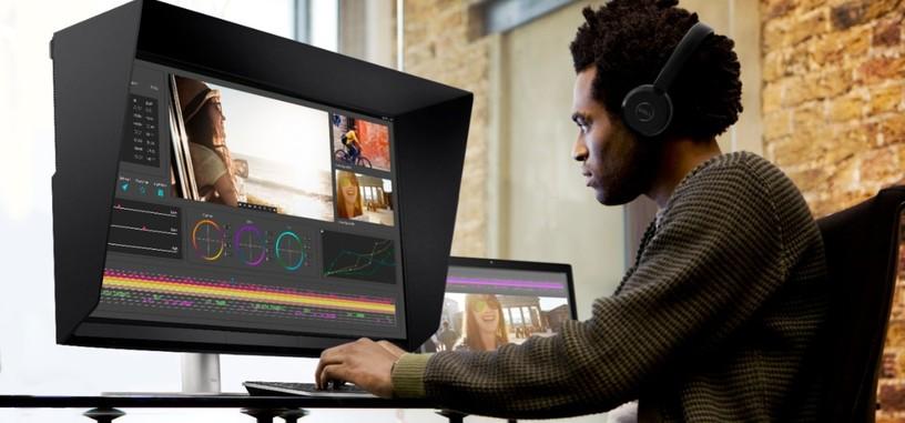 Dell anuncia el monitor profesional UltraSharp UP3221Q de 5000 dólares