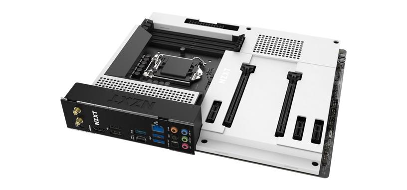 NZXT anuncia la placa base N7 Z490