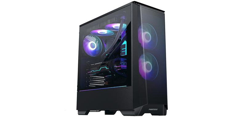 Phantek presenta la Eclipse P360A con frontal mallado