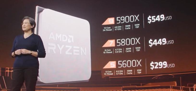 AMD se convierte en Intel al cobrarte 300 dólares por el Ryzen 5 5600X de 6 núcleos