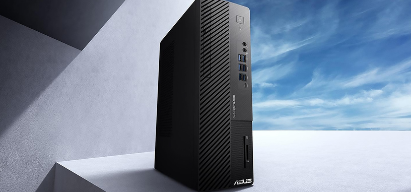 ASUS presenta el mini-PC ExpertCenter D7 SFF D700SA