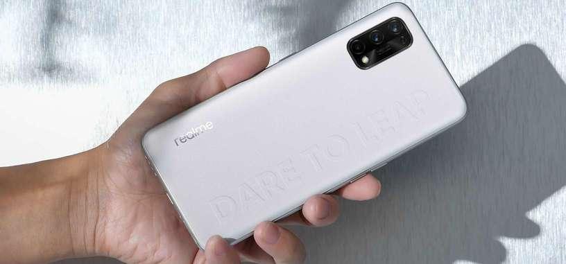 Realme anuncia la serie Q2 de móviles económicos con 5G