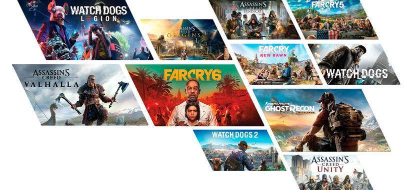 Google añadirá nuevos juegos de Ubisoft a Stadia