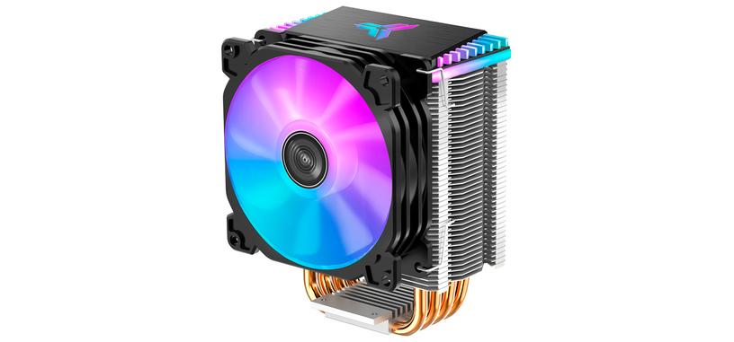 Jonsbo presenta la refrigeración CR 1400 Color con ventilador de 92 mm