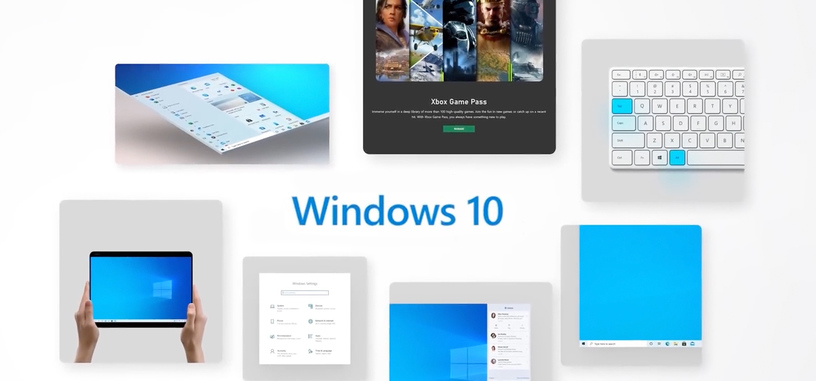 Microsoft distribuye la actualización Windows 10 Octubre 2020