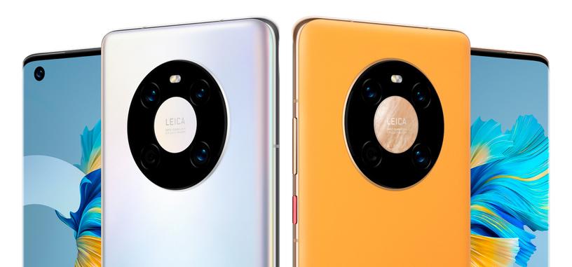 Huawei presenta la serie Mate 40, nuevo Kirin 9000 y mejora de cámaras, pero con AppGallery