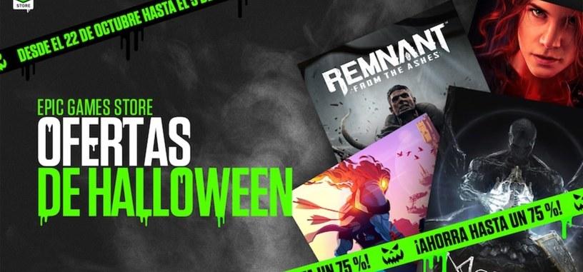 La tienda de Epic Games inicia unas rebajas por Halloween