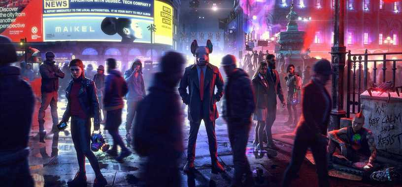 Los modos multijugador en línea llegarán por fin a 'Watch Dogs: Legion' el 9 de marzo