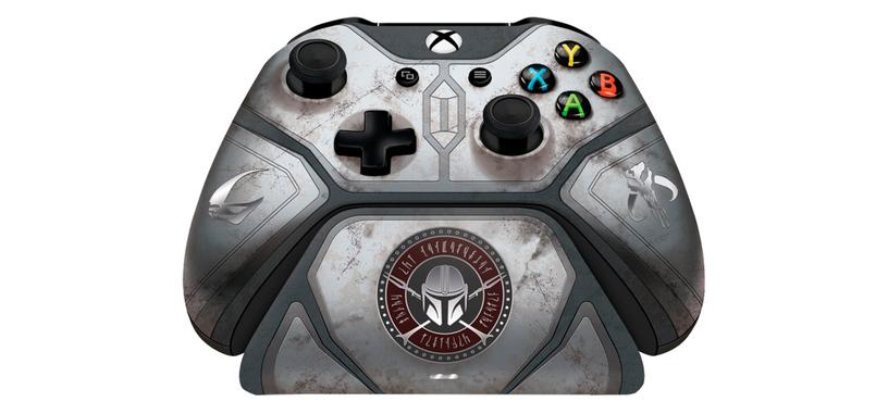 Microsoft crea una cara versión del mando de Xbox basada en 'El mandaloriano'