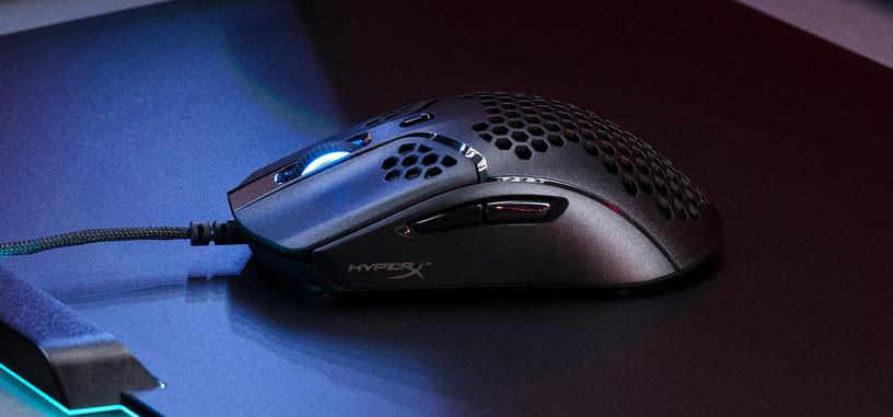 HyperX presenta el ratón para juegos Pulsefire Haste de 59 g