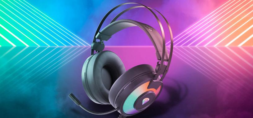 Genesis anuncia los auriculares Neon 600 RGB