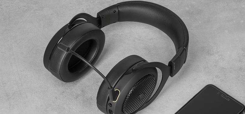Corsair anuncia los auriculares HS70 Bluetooth