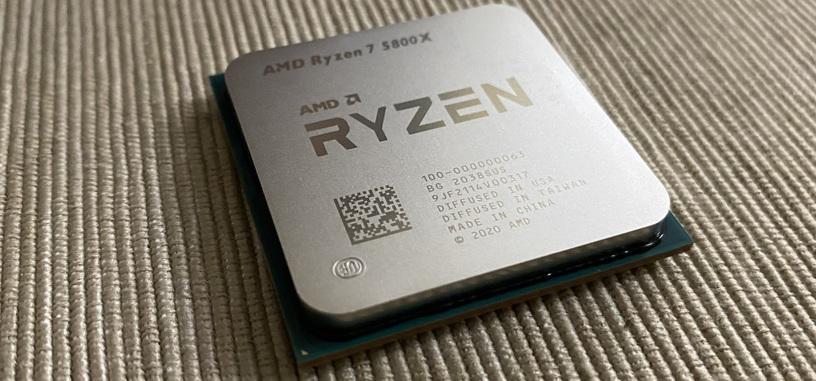 Análisis: Ryzen 7 5800X de AMD