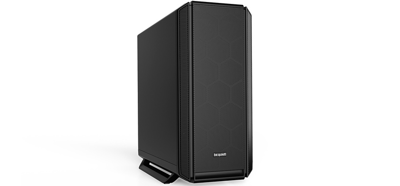 Be Quiet! presenta la caja Silent Base 802 con malla frontal