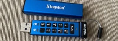 Reseña: Datatraveler 2000 (128GB) de Kingston