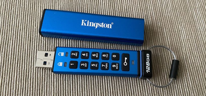 Reseña: Datatraveler 2000 (128 GB) de Kingston