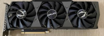 Análisis: GeForce RTX 3090 Trinity Gaming de Zotac