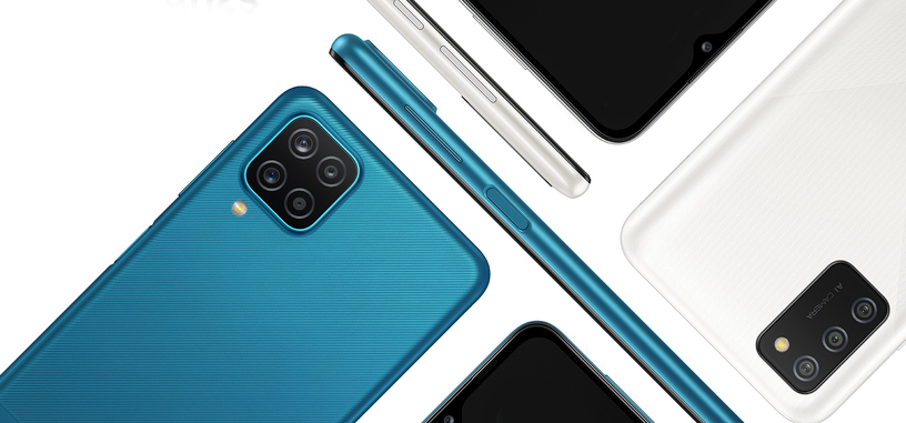 Samsung presenta los Galaxy A12 y Galaxy A02s