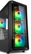 Sharkoon presenta las cajas SK3 RGB y TK4 RGB