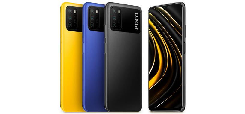 Xiaomi presenta el Poco M3, con Snapdragon 662 y batería de 6000 mAh por 149 euros