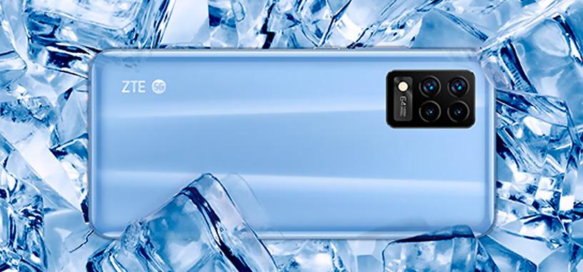 ZTE anuncia el Blade 20 Pro 5G con Snapdragon 765G