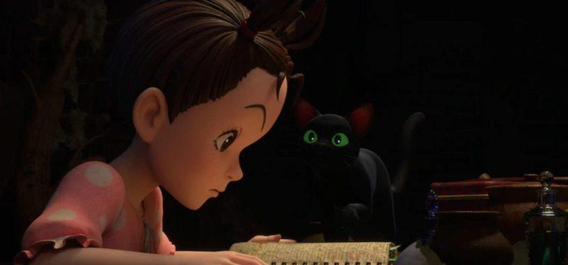 Tráiler de 'Earwig y la bruja', la primera película del estudio Ghibli hecha por ordenador