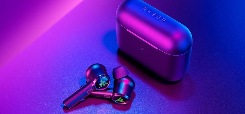 Razer presenta los Hammerhead True Wireless Pro con cancelación activa de ruido y THX