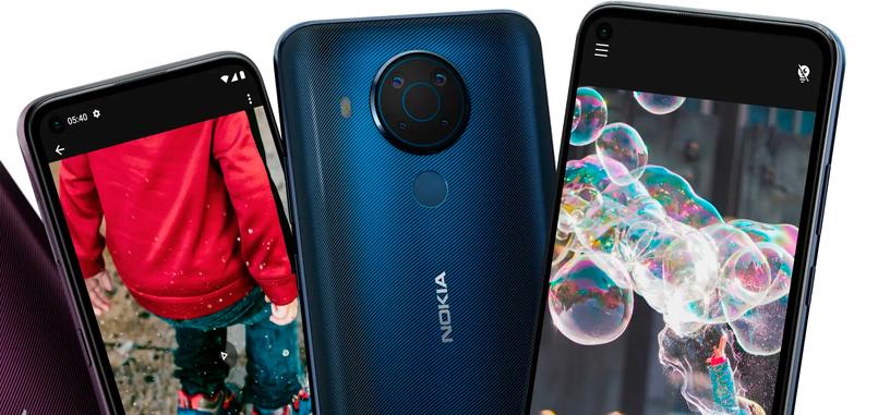 Presentan el Nokia 5.4 con Snapdragon 662