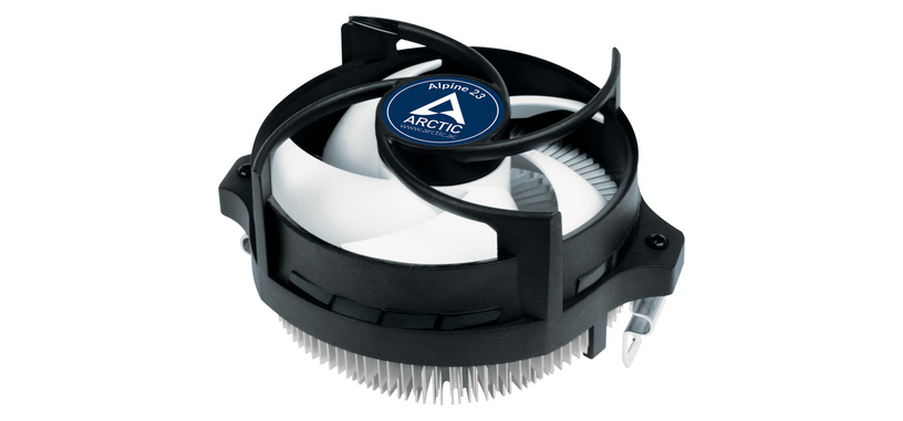 Arctic anuncia la refrigeración económica Alpine 23