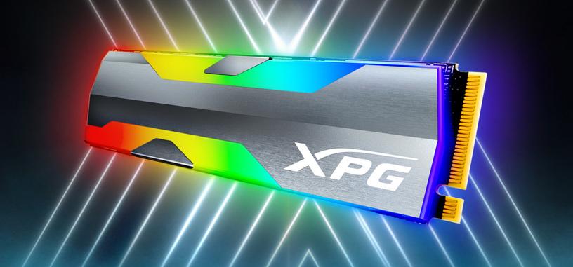ADATA XPG anuncia la serie Spectrix S20G de SSD con ARGB