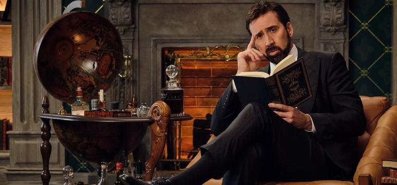 Nicolas Cage es el presentador de 'Historia de las palabras malsonantes' de Netflix