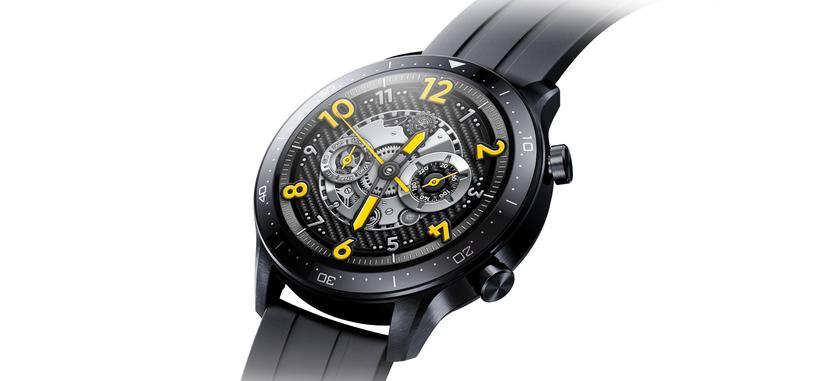 Realme anuncia el reloj deportivo Watch S Pro