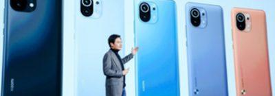 Xiaomi anuncia el Mi 11, el primer móvil con un Snapdragon 888